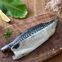 挪威薄鹽鯖魚(半尾)
